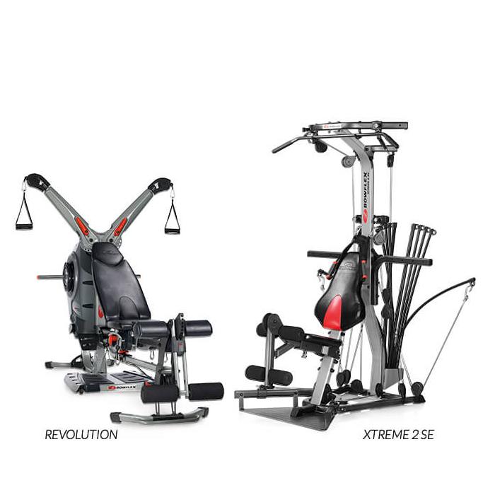 Bowflex Treadclimber Benefits: Bowflex Xtreme SE Home Gym